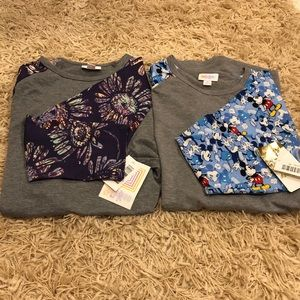Lularoe pack of 2 Randy